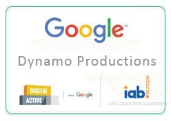 Certificat Google Digital Active Dynamo Creation site web certifié par Google