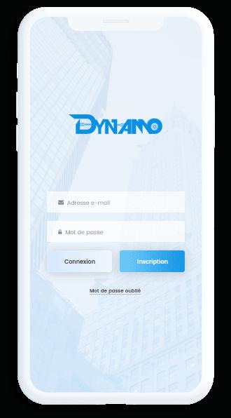 corp-mobile-app-dynamo